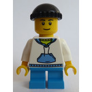 LEGO Little Boy in the Winter Village Market Minifigure