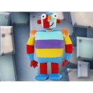LEGO Little Robots Stripy Plush (7458)