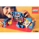 LEGO Living Room Set 264-1