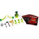 LEGO Lizaru Set 9557