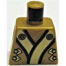 LEGO Lloyd - Golden Ninja Torse sans bras (973)