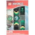 LEGO Lloyd Kids Buildable Watch (5005120) Packaging