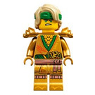 LEGO Lloyd - Legacy (Golden) Minifigure