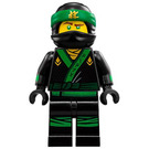 LEGO Lloyd Minifigure with Dual Sided Head