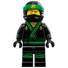 LEGO Lloyd Minifigure with Dual Sided Head