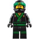 LEGO Lloyd Minifigure with Single Sided Head