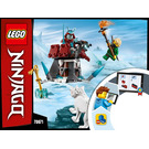 LEGO Lloyd's Journey Set 70671 Instructions