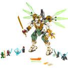 LEGO Lloyd's Titan Mech Set 70676