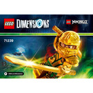 LEGO Lloyd Set 71239 Instructions