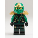 LEGO Lloyd ZX with Black and Green Kimono Minifigure