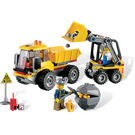 LEGO Loader and Tipper Set 4201