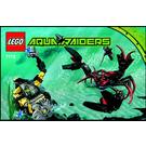 LEGO Lobster Strike Set 7772 Instructions