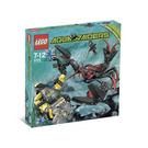 LEGO Lobster Strike Set 7772 Packaging