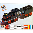 LEGO Loco and Tender Set 122
