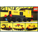 LEGO Locomotive Set 162
