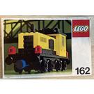 LEGO Locomotive Set 162 Instructions