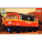 LEGO Locomotive Set 727