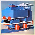 LEGO Locomotive with Motor Set 112-2
