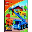 LEGO Lofty and Dizzy Hard At Work Set 3597 Instructions