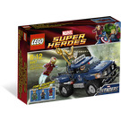 LEGO Loki's Cosmic Cube Escape Set 6867 Packaging