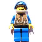 LEGO LoM Assistant, Large Visor Minifigure