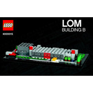 LEGO LOM Building B Set 4000015 Instructions