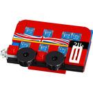 LEGO London Bus Aimant (853914)