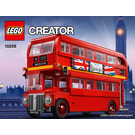 LEGO London Bus Set 10258 Instructions