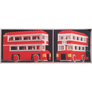 LEGO London Bus Set 313-1