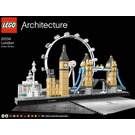 LEGO London Set 21034 Instructions