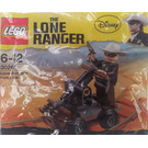 LEGO Lone Ranger's Pump Car Set 30260 Packaging