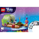 LEGO Lonesome Flats Raft Adventure Set 41253 Instructions
