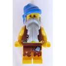 LEGO Loot Island Pirate with Beard Minifigure