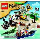 LEGO Loot Island Set 6241 Instructions