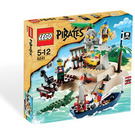 LEGO Loot Island Set 6241 Packaging