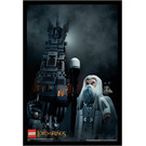 LEGO Lord of the Rings Poster - Tower of Orthanc (5002517)