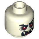 LEGO Lord Vampyre Head (Recessed Solid Stud) (3626 / 10748)