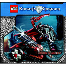 LEGO Lord Vladek Set 8702 Instructions