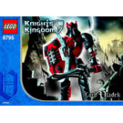 LEGO Lord Vladek Set 8795 Instructions
