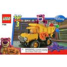 LEGO Lotso's Dump Truck Set 7789 Instructions