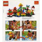 LEGO Loudspeaker Set 2742