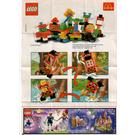 LEGO Loudspeaker Set 2742 Instructions