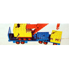 LEGO Low-Loader with Crane Set 680