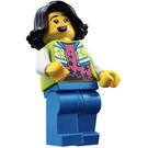 LEGO Lu Minifigure