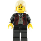 LEGO Lucius Malfoy in Black suit Minifigure