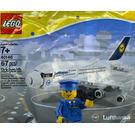 LEGO Lufthansa Plane Set 40146