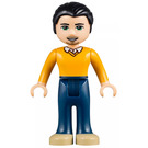 LEGO Luis Minifigure