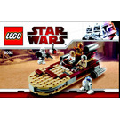 LEGO Luke's Landspeeder Set 8092 Instructions