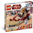 LEGO Luke's Landspeeder Set 8092 Packaging