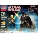 LEGO Luke Skywalker and Darth Vader Set 66536